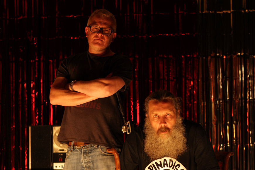 Alan Moore & Mitch Jenkins