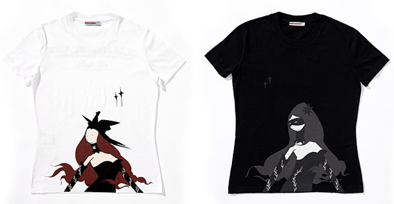 Kid Acne Prada Tshirt Witches