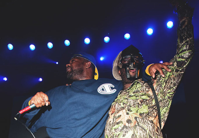 DOOM and Ghostface Killah