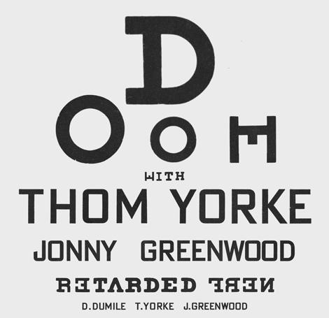 Complex track 1: DOOM with Thom Yorke/Jonny Greenwood  Download Mp3