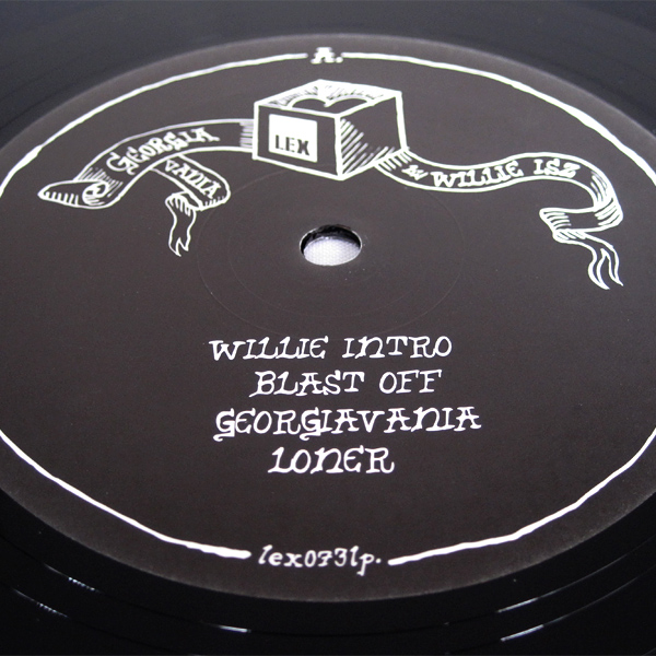 Willie Isz - Georgiavania