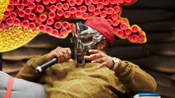 Red Bull Music Academy: DOOM Video Interview / Lex RBMA Radio Show