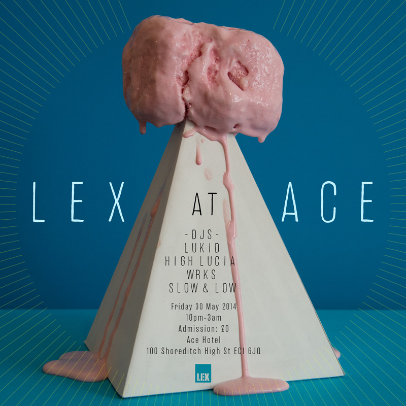 Lex Ace May Poster