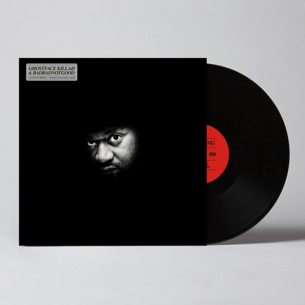 Ghostface Killah & BADBADNOTGOOD - Six Degrees Vinyl 12""