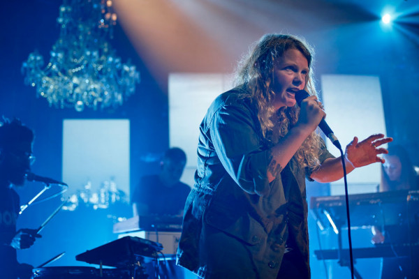 Kate Tempest at The Rivoli Ballroom 2016 - Photo by Ben Quinton